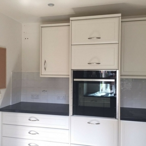 Newly Fitted Kitchen Downton Wiltshire